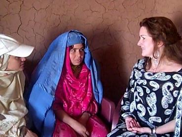 Afghan girl 7